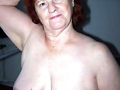 Older mamas posing totally nude