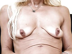 Amateur mature females revealing their boobs
