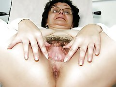 Exciting mature whores posing fully naked