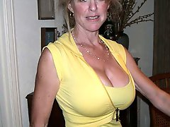 Experienced milfs showing off their jugs