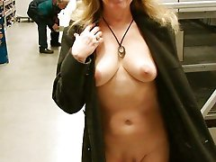 Amateur mature gilfs in their solo play